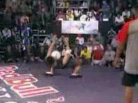 Video thể thao- Làm xiếc với trái bóng - huuchinh72