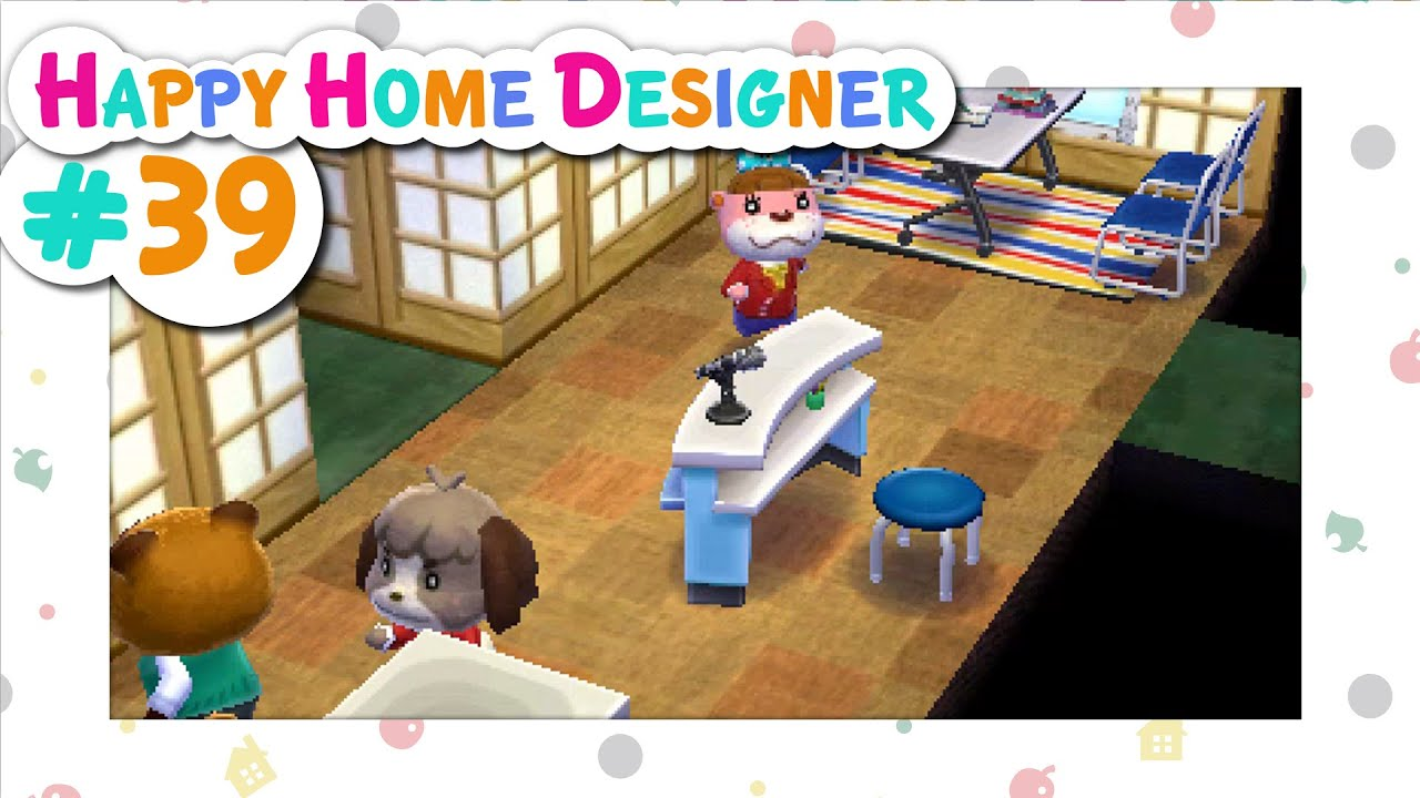 animal crossing: happy home designer :: # 39 - school expansion