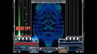 TaQ - Traces ~kors.k Remix!~, 136BPM (Genre, 2 Step ^^ IIDX9)