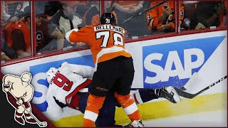NHL: Game Misconducts [Part 1]