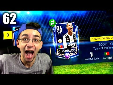 RONALDO TOTY!! 😱🔥 FIFA MOBILE 19 #62