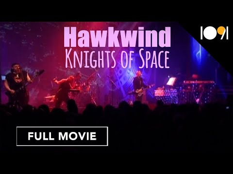 Hawkwind: Knights of Space (FULL CONCERT) Mp3