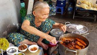 Bà Ngoại 82 Tuổi Bán Phá Lấu Ngon Trứ Danh Lên Sóng VTV/ Mưu Sinh Nuôi Cháu Bị TNGT