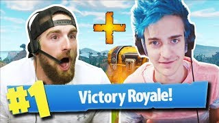 Fortnite with Ninja | Dude Perfect Mp3