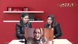 Reaction On BB Ki Vines- | Pati, Patni aur Woh | Arrive Entertainment