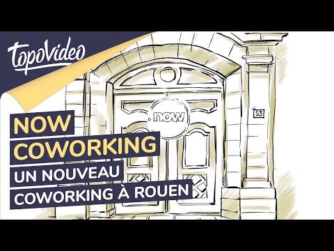 Vidéo Vidéo présentation par TopoVideo - NOW COWORKING - ROUEN