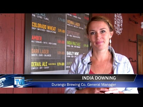 Durango Brewing Facelift