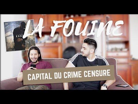 PREMIERE ECOUTE - LA FOUINE - CDCC