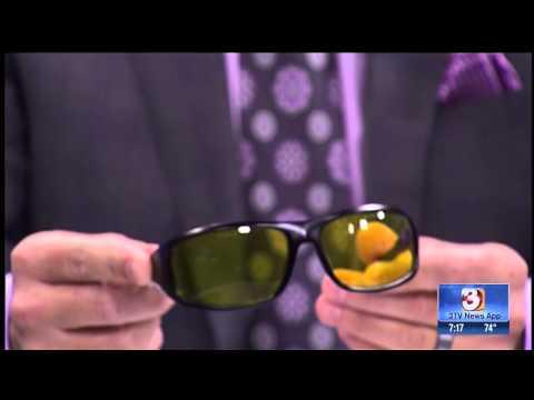 The Benefits Orange/Yellow Lenses