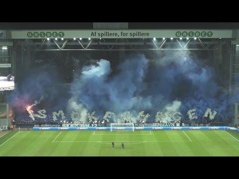 Tifo på Sektion 12 til Ajax hjemme 9. marts 2017