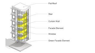 3D Segment Diagram in Revit Tutorial