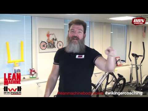 Wikingers Fitness-ABC: Anstrengung