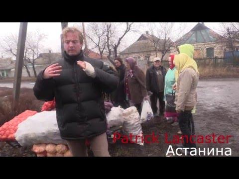 Ukraine civil war: Help support transportation for humanitarian aid distribution & journalism