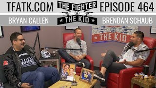 The Fighter and The Kid - Episode 464: Erik Griffin