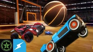 Let's Play - Rocket League with ScrewAttack
