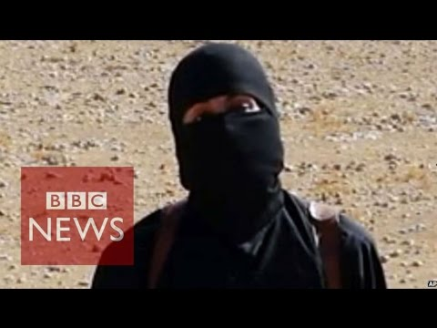 What is known about 'Jihadi John'? BBC News