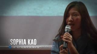 Sophia Kao - I Can