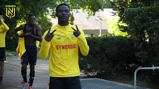 Entraînement : J-2 avant Amiens SC - FC Nantes