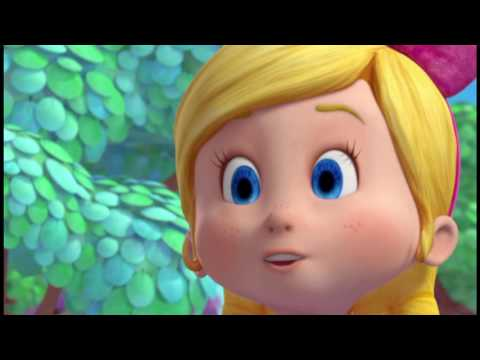 Goldie & Bear - Suddenly Spots - A Fish Tale (S01E19E20)