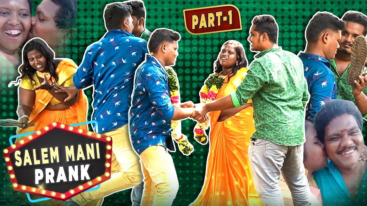 Salem Mani Prank | Tiktok Divya Prank | Tamil Prank | Tamil Medium Pasanga | Tiktok Salem Mani Prank