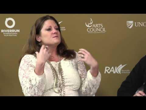 RiverRun International Film Festival: NC Film Incentive Panel 2014--Susi H. Hamilton