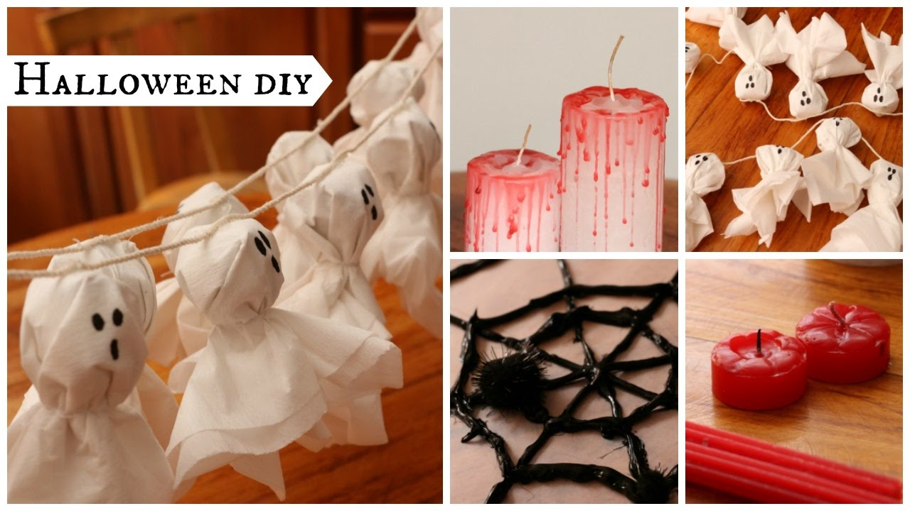 Ideas Para Decorar Halloween Diy IncreÍbles Ideas Para Decorar Tu Casa En Halloween FÁcil 2
