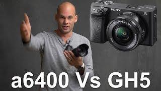 Sony a6400 Review vs GH5.... SO CLOSE!!!
