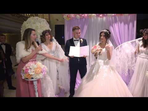Самая лучшая русско-армянская свадьба | The World Best Russian-armenian Wedding