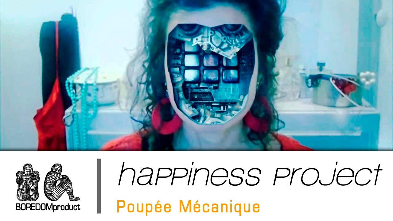 HAPPINESS PROJECT - Poupée Mécanique