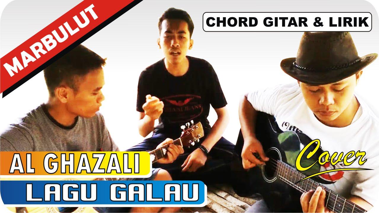 """Lagu Galau (OST. Anak Jalanan RCTI)"""" Chord"""