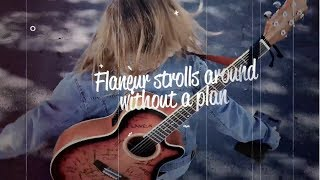 May - Flaneur (Flâneur) (Lyrics Video)