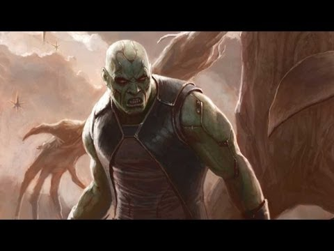 Guardians of the Galaxy - Dave Bautista and Michael Rooker Interview - Comic-Con 2013