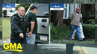 Officials arrest 2 men seen on camera fatally shooting unarmed black man l GMA