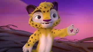 Лео и Тиг - Шкура Солнца - Премьера мультфильма для детей (1 серия)