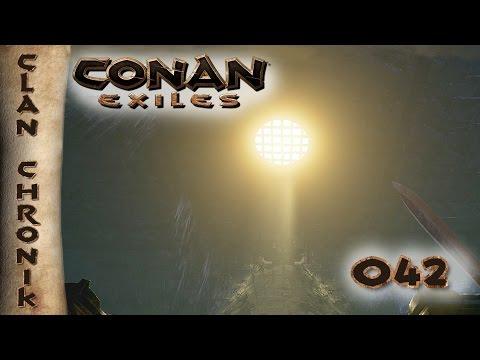Conan Exiles | CLAN Chronik EP42:  Neue Höhle - was ein Spaß !