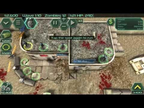 Zombie Defense Easy Money