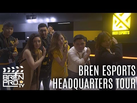 Bren Esports HQ Video Tour!