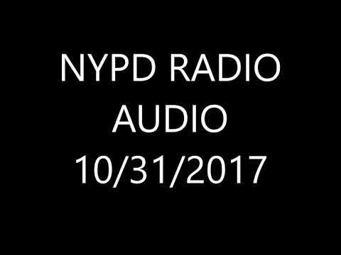 NYPD Radio 10/31/2017
