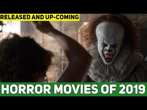 Top 10 Horror Movies of 2019 (Released and Up-Coming)
