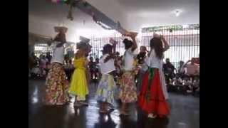 Baile de Tambor,Escuela Tomás Montilla,Soledad,Municipio Independencia Edo. Anzoátegui