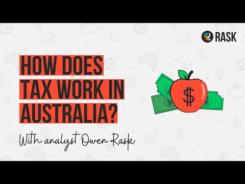 Explained: How Does Tax Work In Australia (video)? | Rask Finance | [HD]