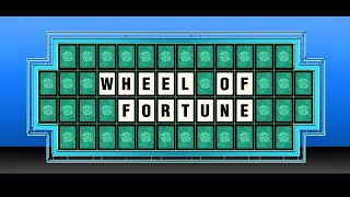 Wheel of Fortune - Promo