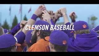 Clemson Baseball    2017 Highlight Video