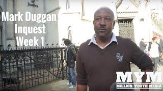 Mark Duggan Inquest Week 1