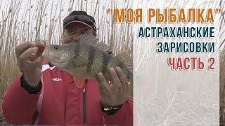 Моя рыбалка. Народная рыбалка в Астраханской области. Часть 1