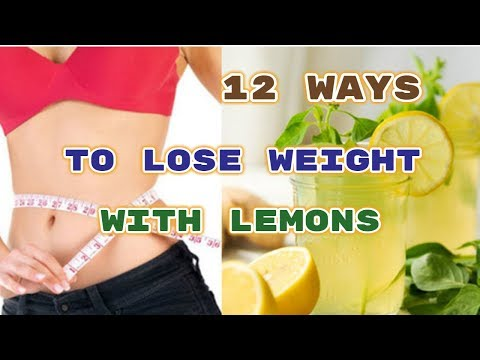 12 Ways to Lose Weight with Lemons – Lose Weight Guide At Home