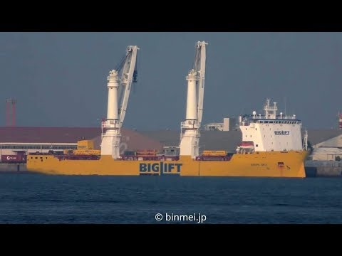 HAPPY SKY - BIGLIFT SHIPPING heavy load carrier
