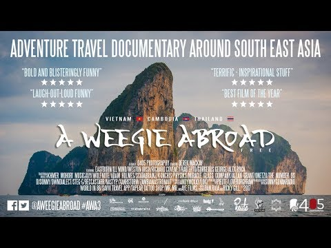 A Weegie Abroad - Free (Adventure Travel Documentary)