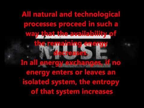 Muse - Unsustainable (2nd law) - Lyrics