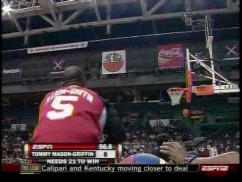 2009 Powerade Jamfest 3-point contest final